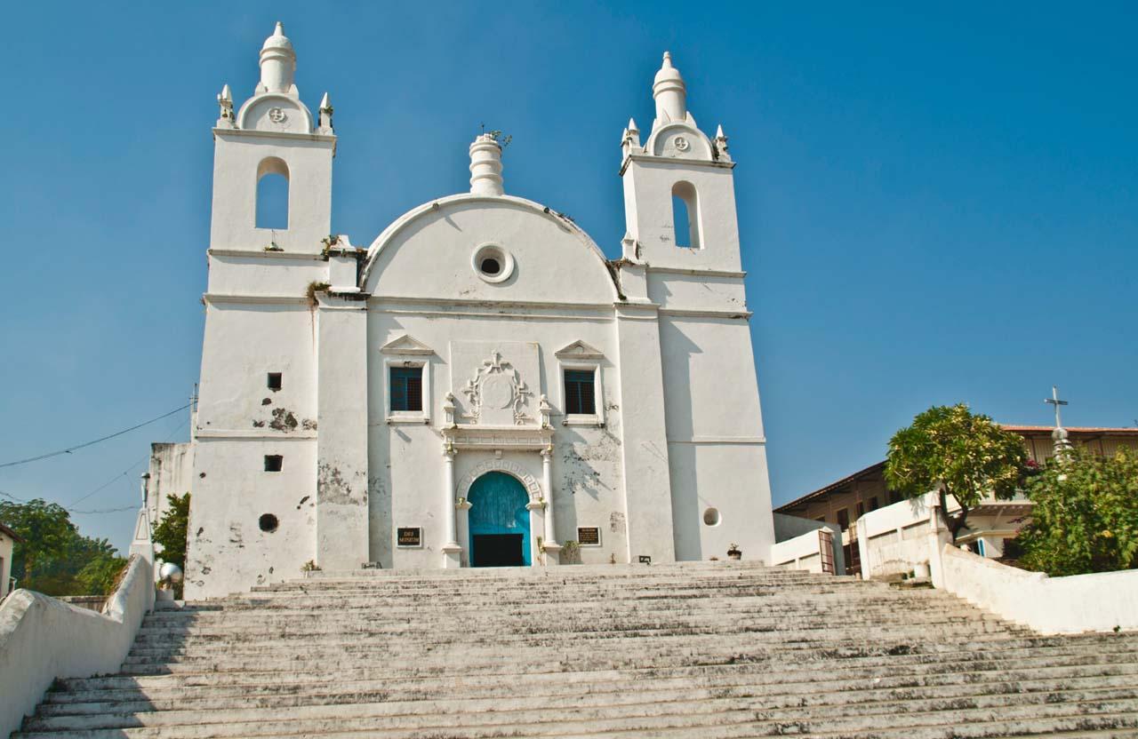 St Thomas church Museum Diu