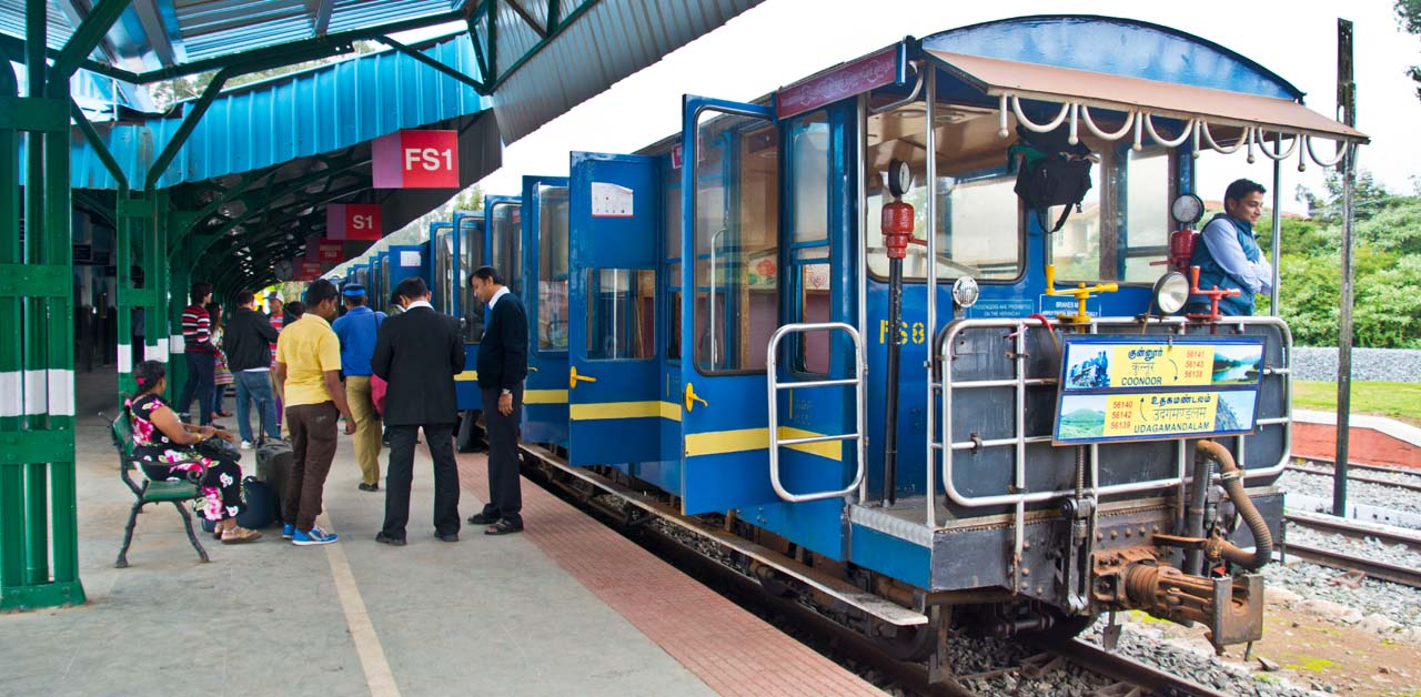 Nilgiri Mountain Railway – A UNESCO World Heritage