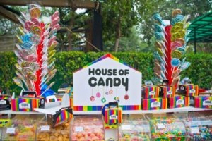 Palate fest house of candy