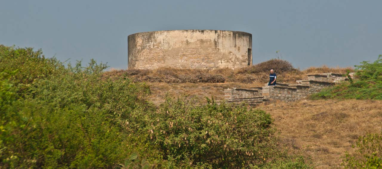 Tower of silence diu