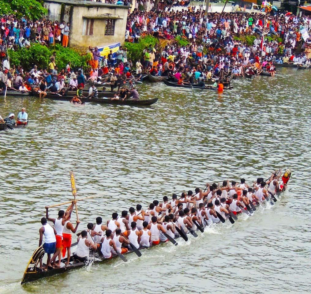 Nehru Trophy Race Festivals of India