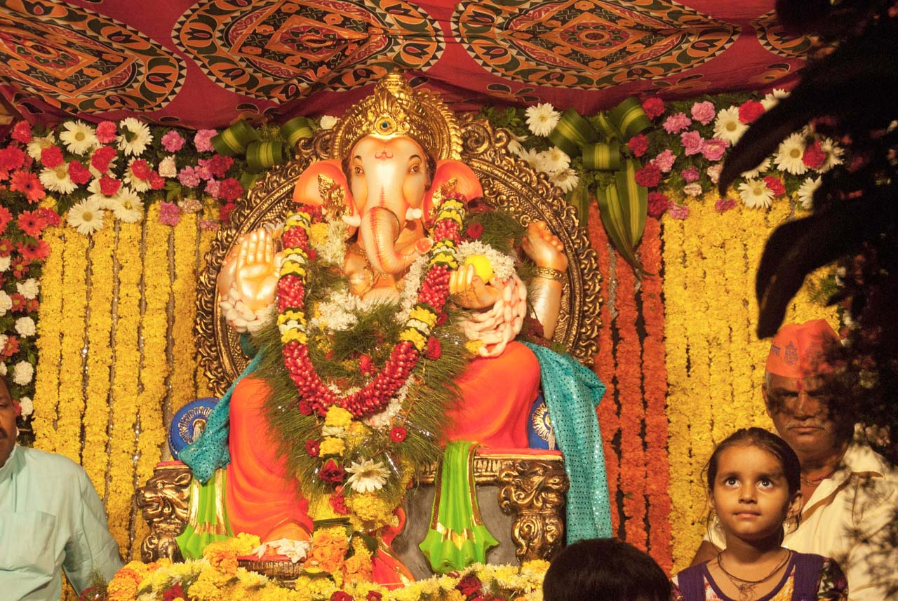 Ganesh Churthi Festivals of India