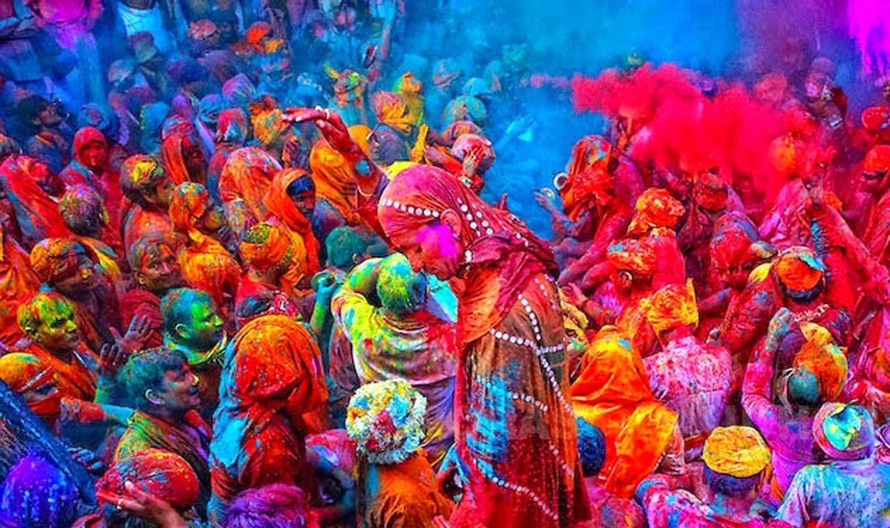Holi Festivals of India