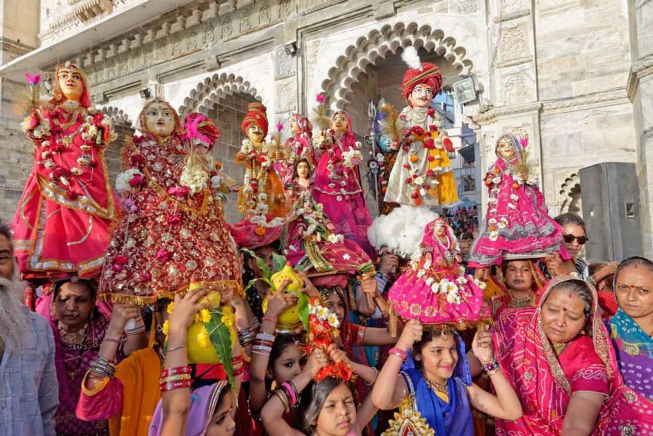 Mewar festivals of India