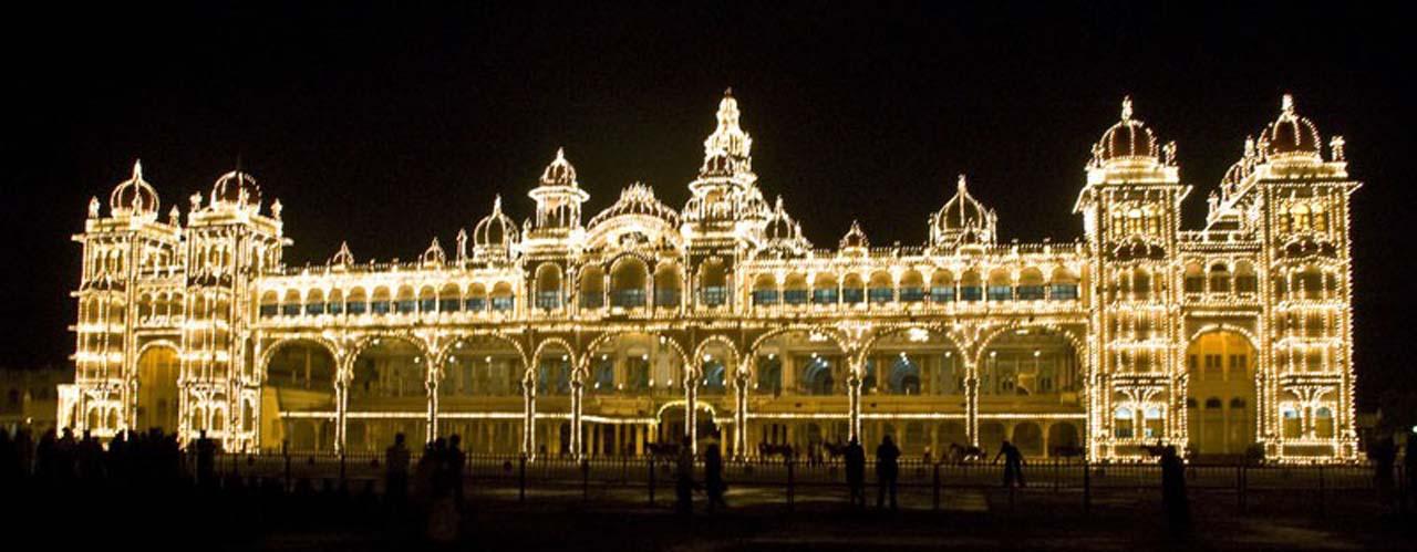 Mysore Palace Festivals of India