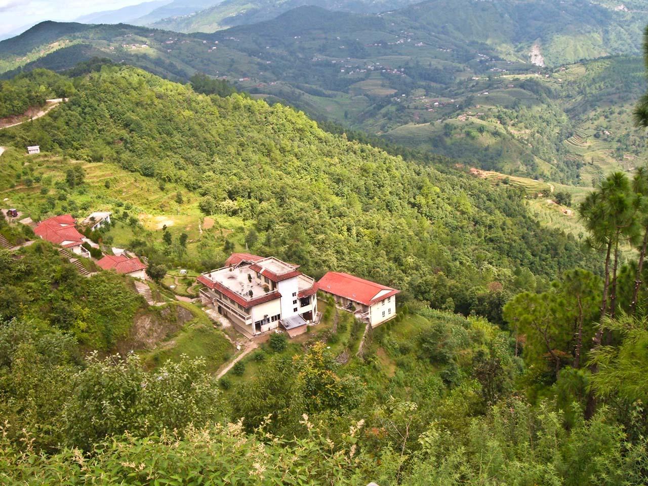 Nagarkot village