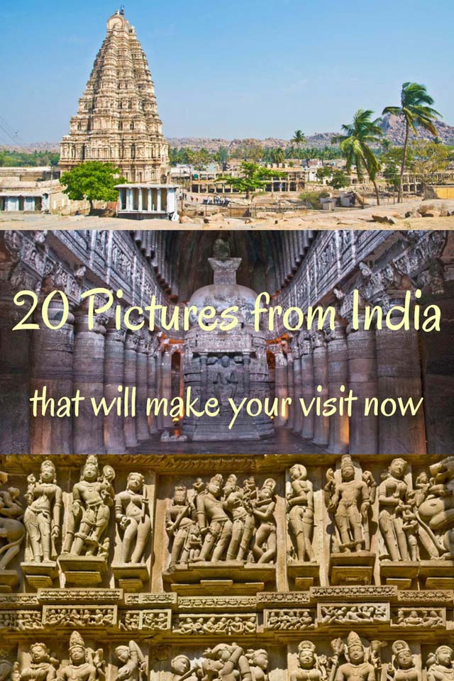20 Pictures of India that will make your visit now