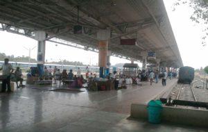 Rameshwaram Railway Station