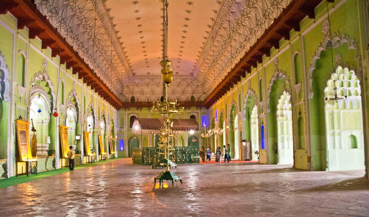 Bara Imambara Lucknow hall