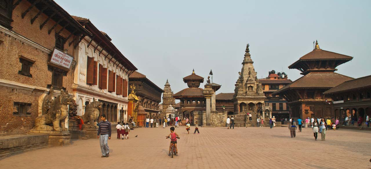 Bhaktapur Durbar Square feature