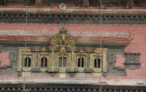 Bhaktapur Durbar Square window