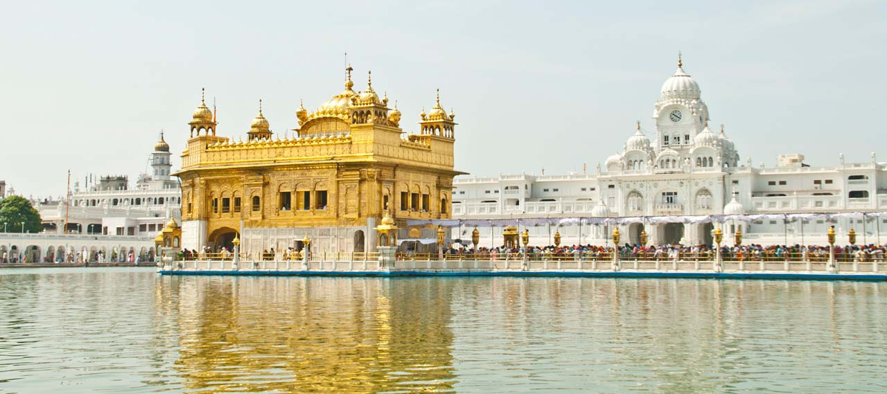 Pictures from India - Golden Temple Amritsar