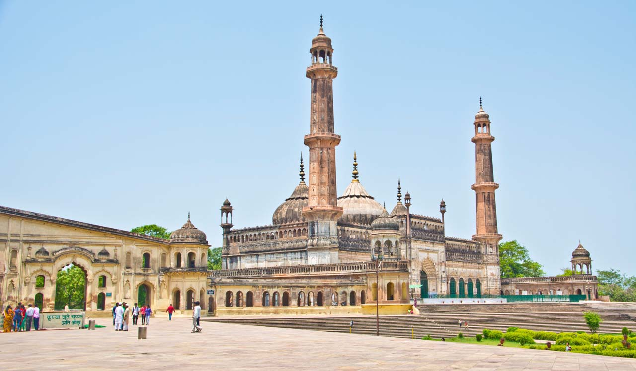 Pictures from India - Bara Imamabara Lucknow