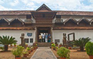 Padmanabhapuram Palace museum