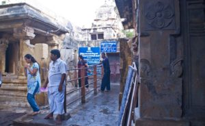 Theertham wells in Ramanathaswamy temple