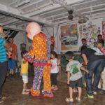 Dance in evening cruise Goa