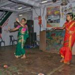 Dance in evening boat cruise Goa