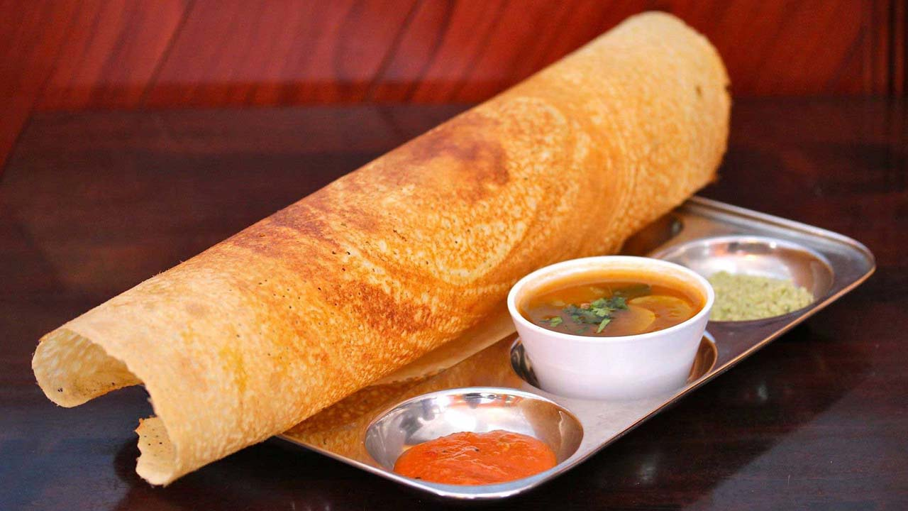 Dosa from India