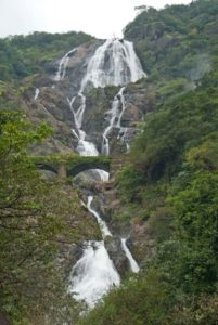 Dudh Sagar Waterfall Goa
