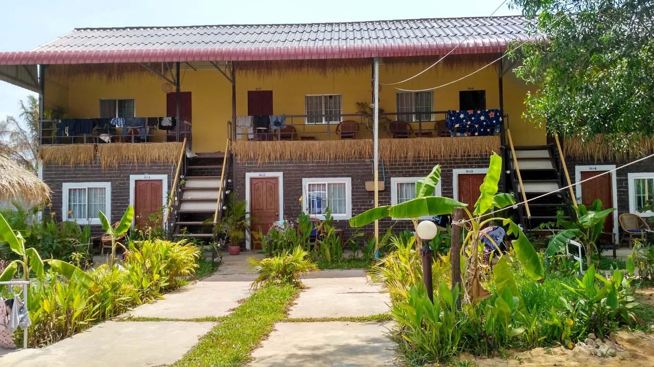 Hotels Serendipity Beach Sihanoukville