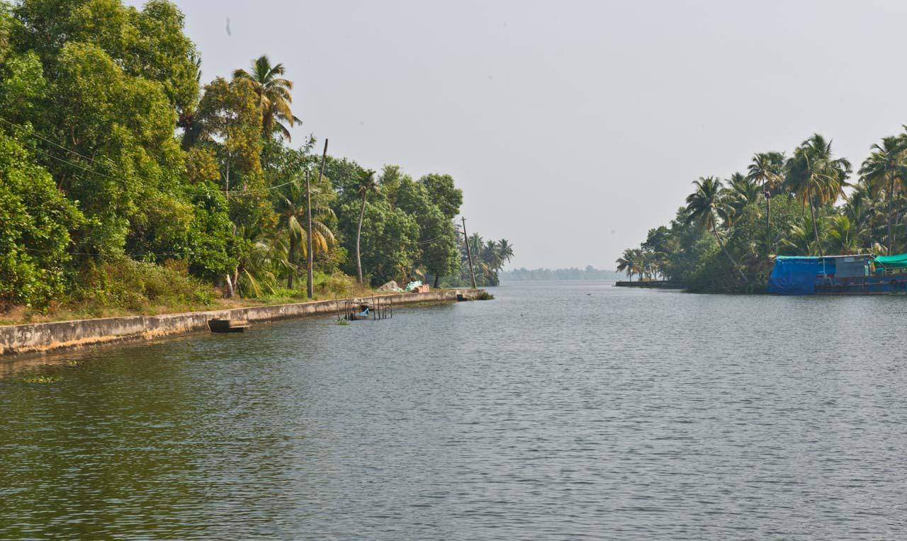 Kerala Backwaters from Alleppy to Kollam