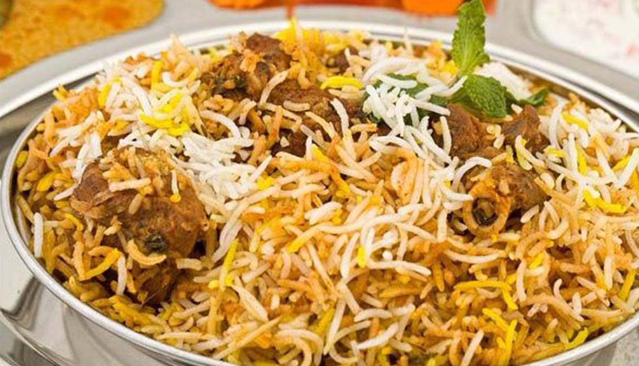 Biryani from India