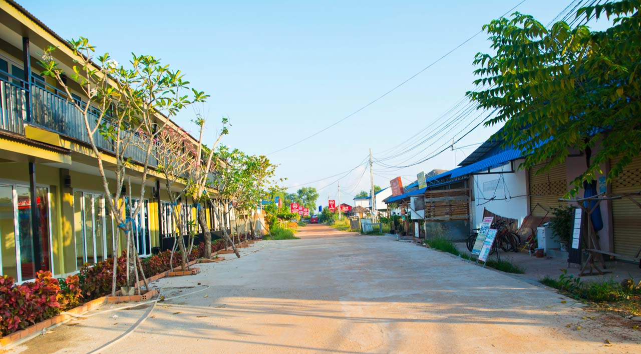 Otres Beach Hotels Sihanoukville