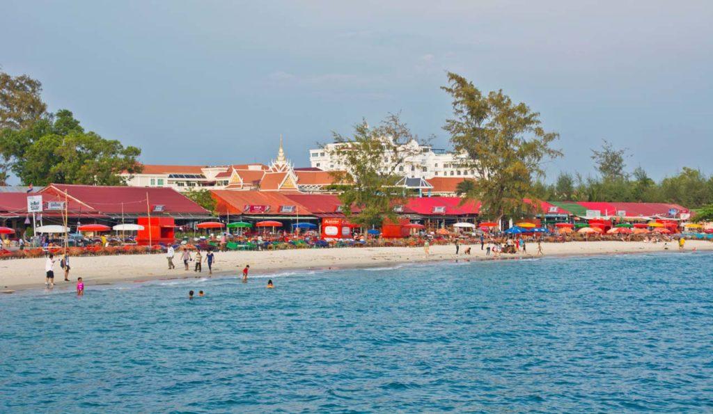 Serendipity Beach Sihanoukville Cambodia