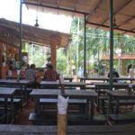 Spice garden dinning area