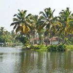 Villages around Kerala Backwaters