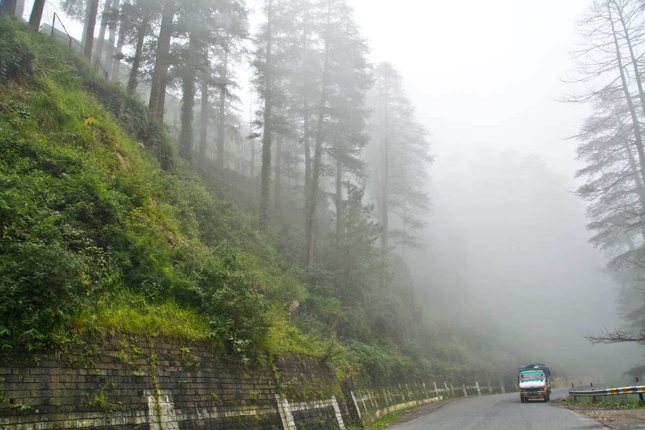 From Shimla to Kufri