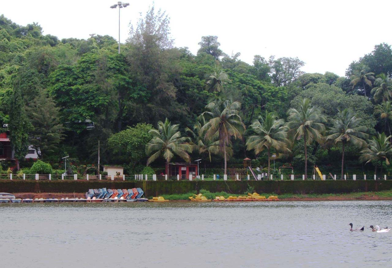 Mayem Lake Goa