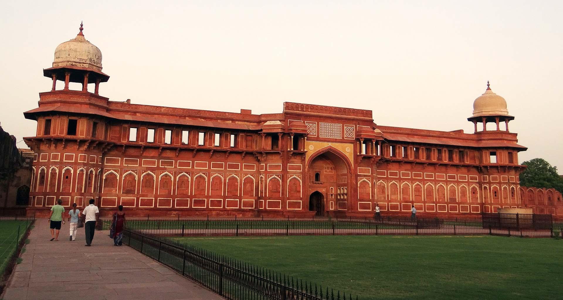 Jahagir mahal Agra Fort