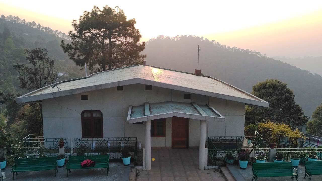 Cottage at Satkhol Himalayan Ashram