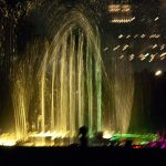 Brindavan Gardens and Musical Fountain