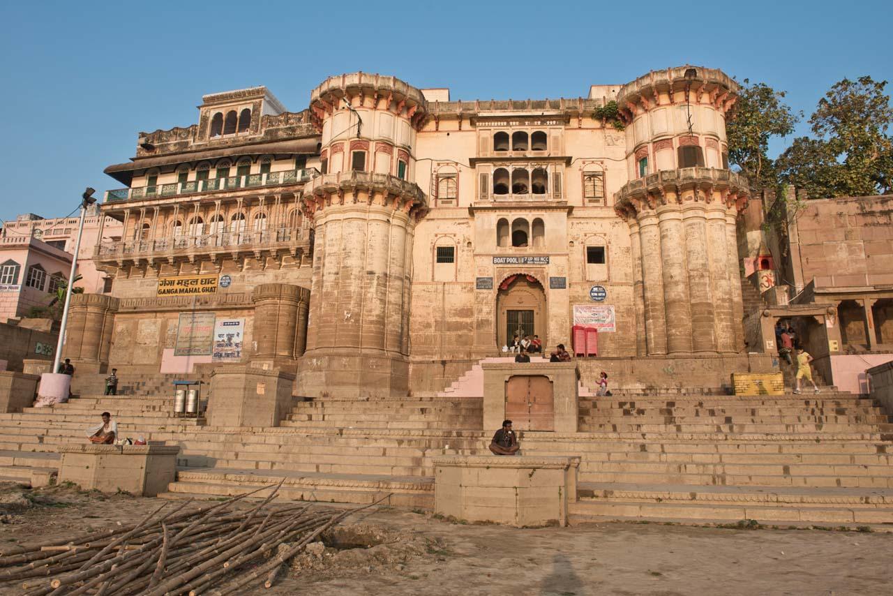 Ganga Mahal Ghat Varanasi