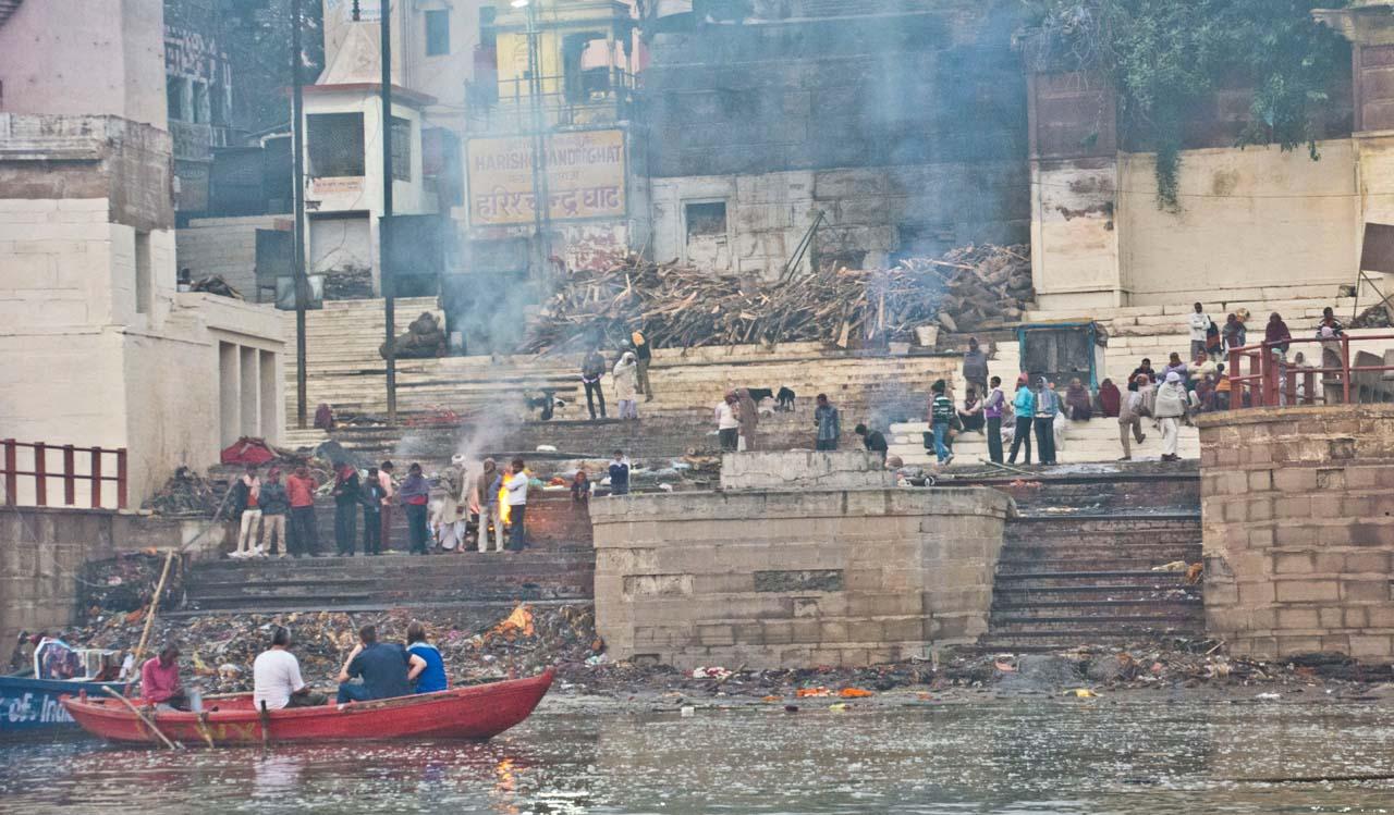 Harish Chander Ghat Varanasi