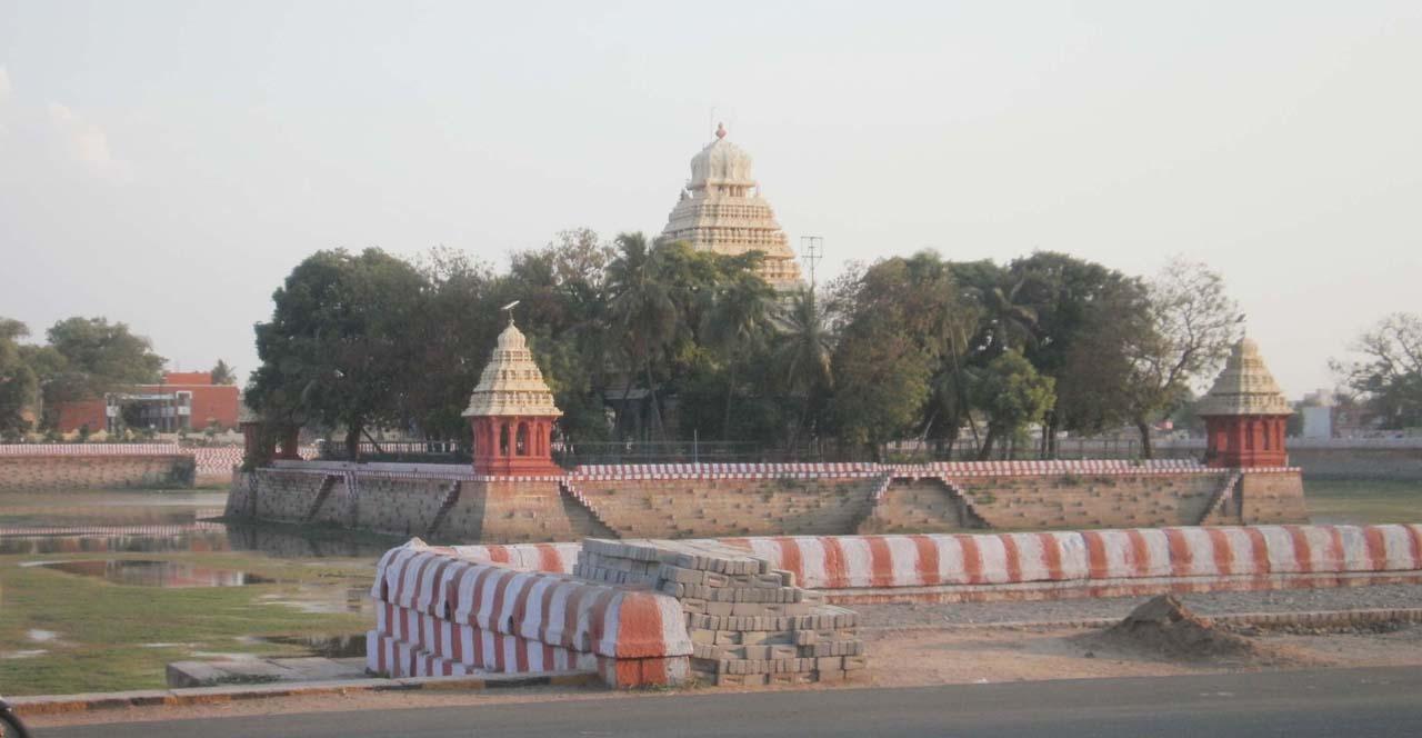 Vandiyur Mariamman Teppakulam Temple Madurai