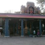 Vandiyur Mariamman Teppakulam Temple and Goddess temple across the road in Madurai