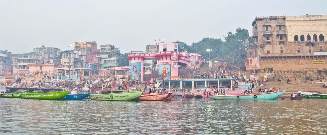 Rajender Prasad Ghat Varanasi