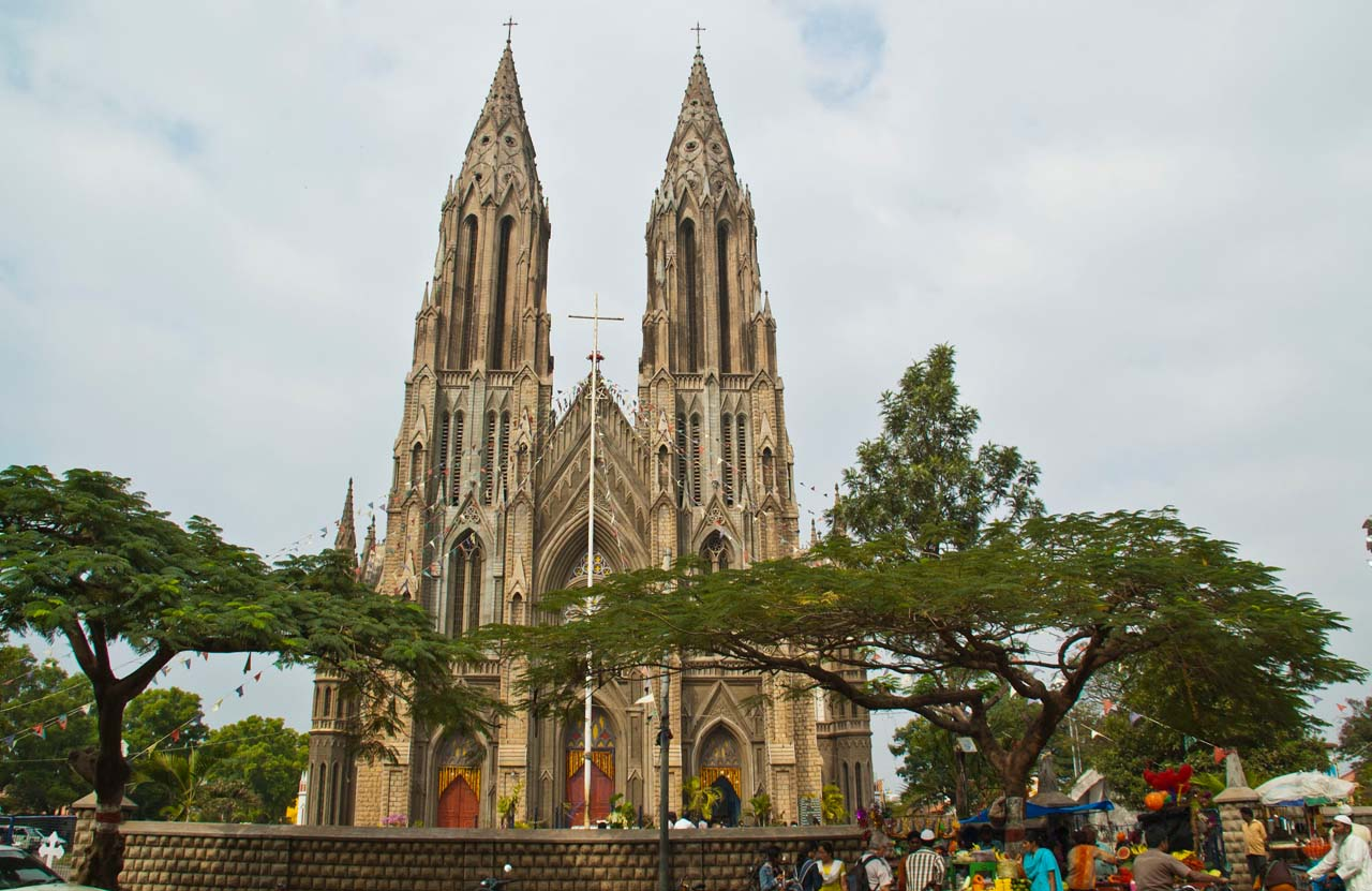 Saint Philomena's Church Mysore