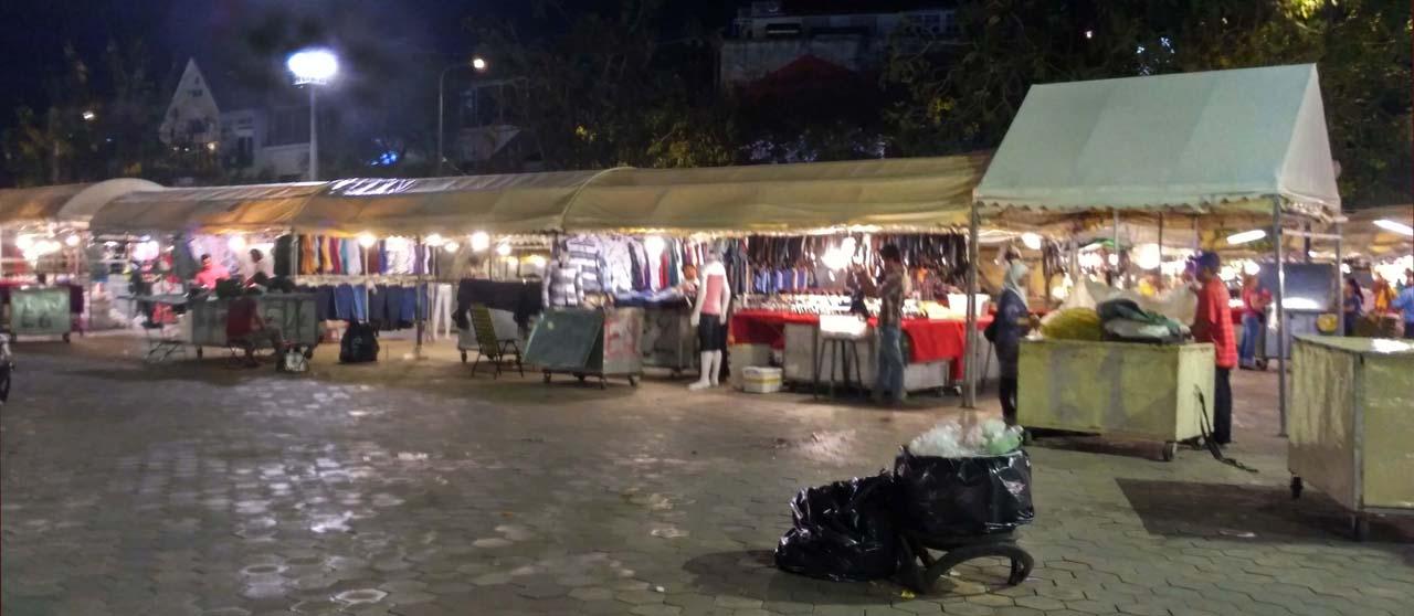 Tuol Tom Poung Market - Russian Market