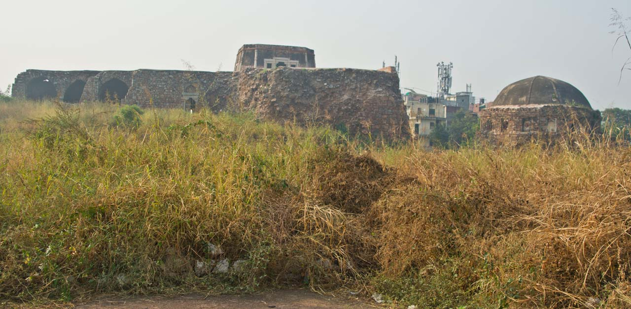 Tuglakabad Fort