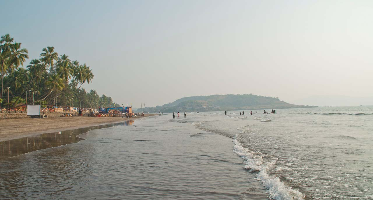 Best Beaches of Alibaug