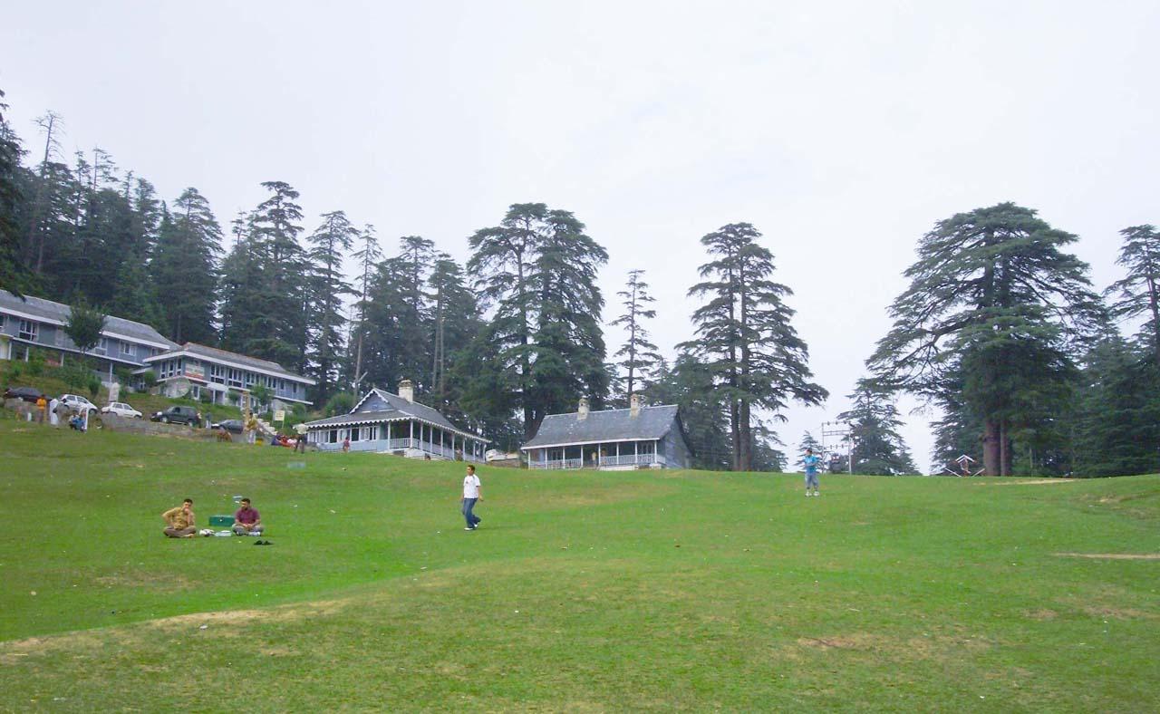 Khajjiar Hills
