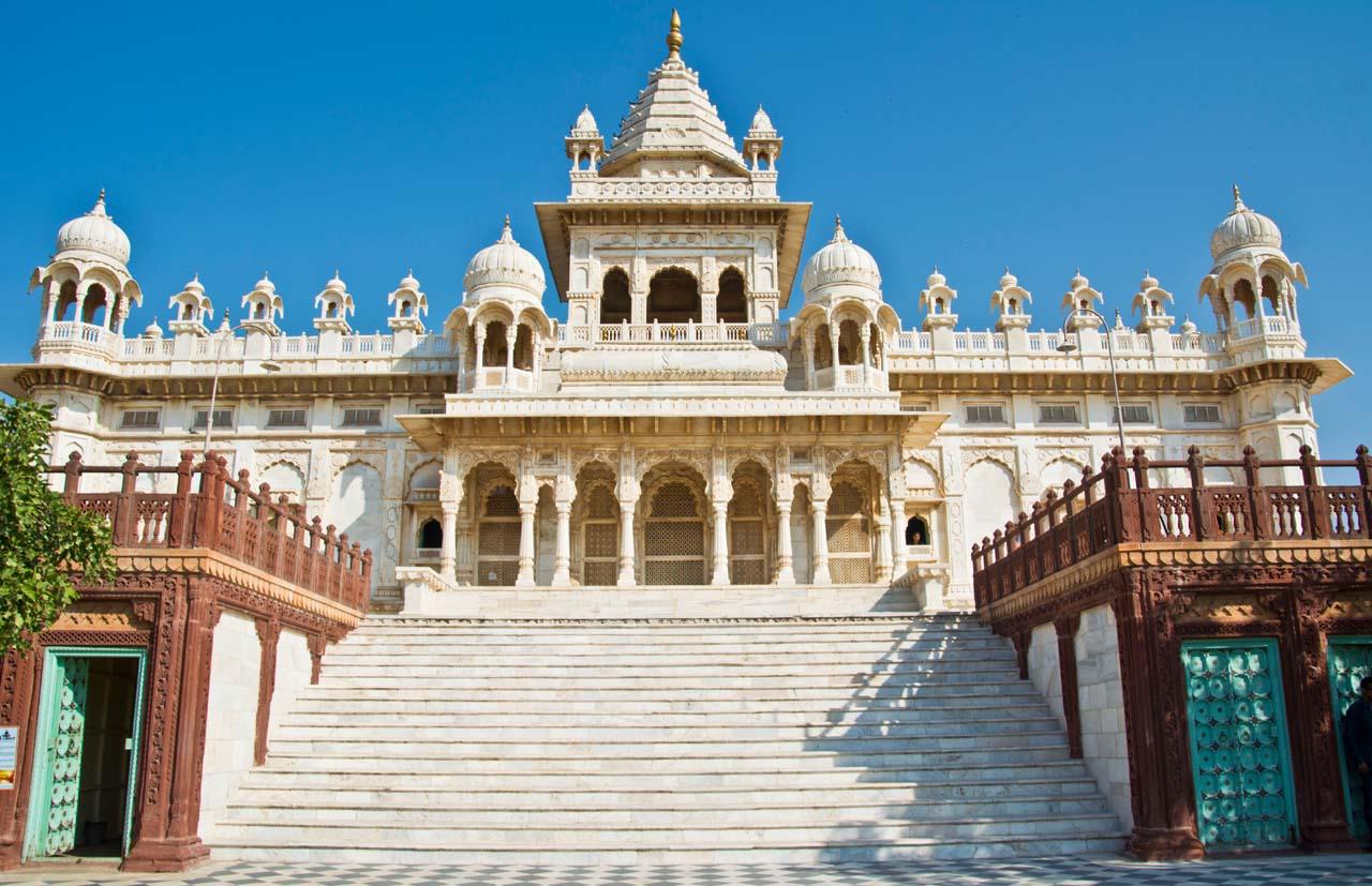 Jaswant Thada Jodhpur Rajasthan