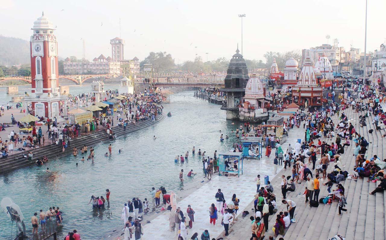 Har Ki Paudi Haridwar