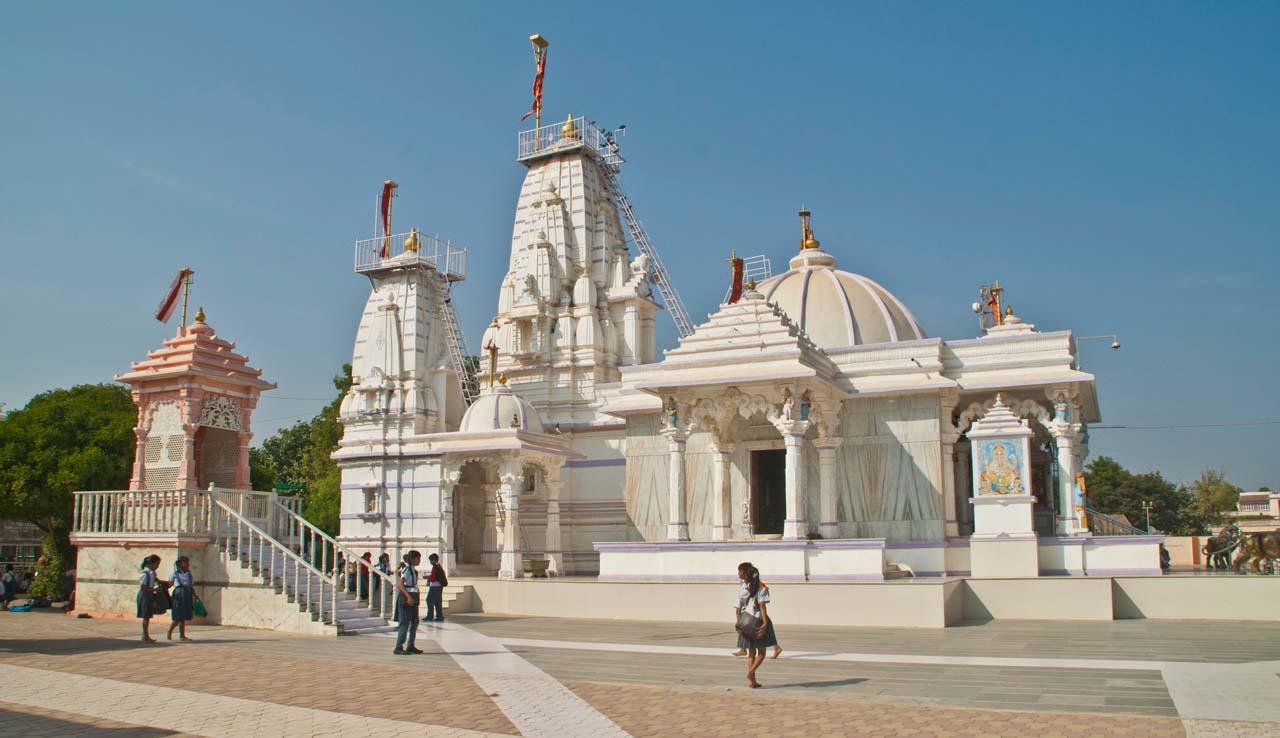 Ambe Maa Temple Godhara