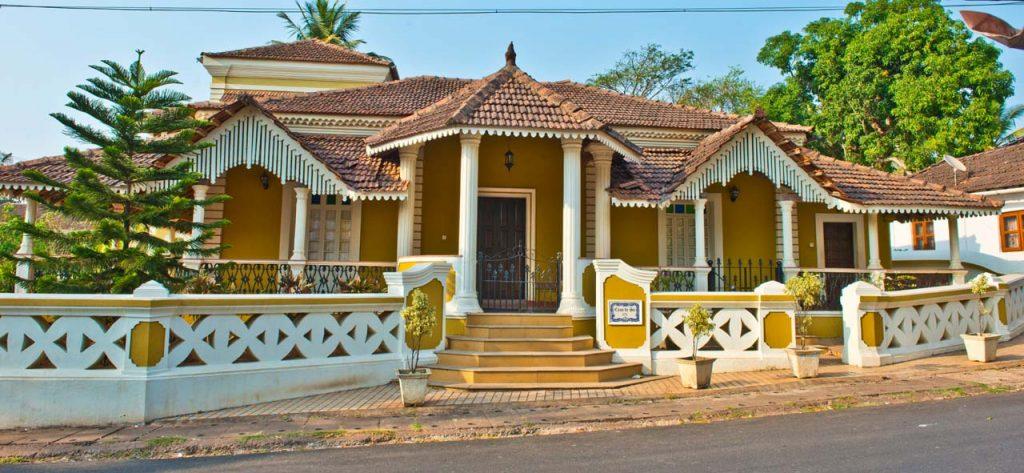 Divar Island Goa House