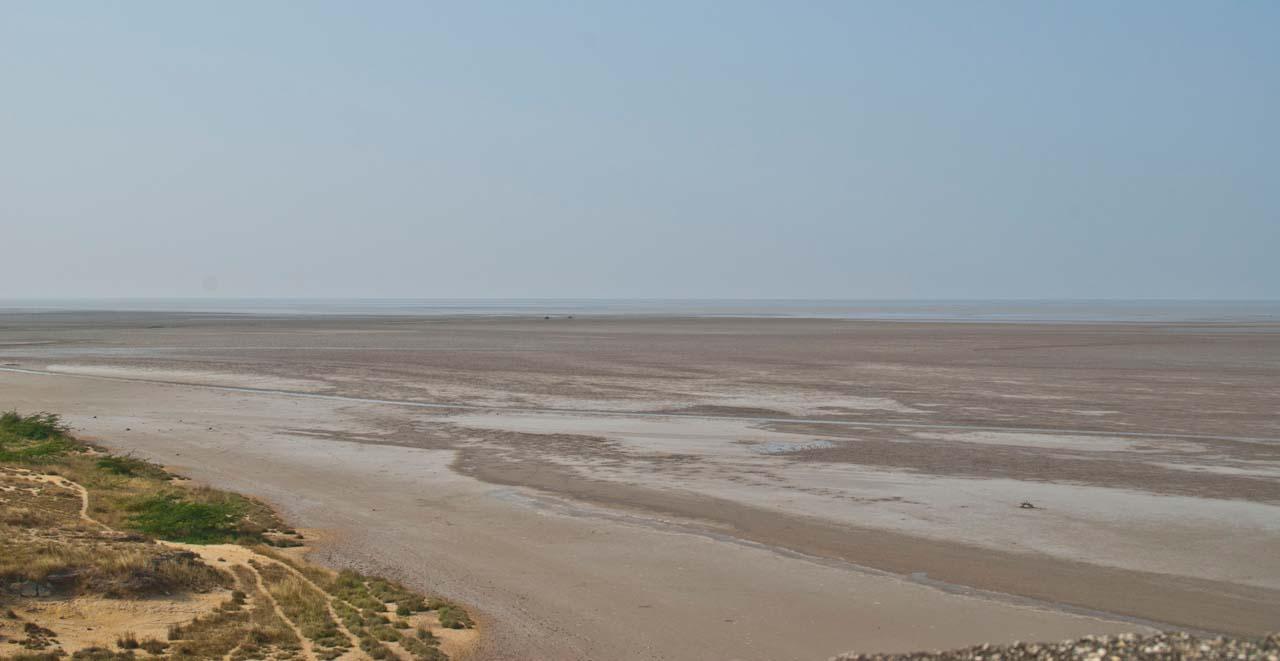 Lakhpat desert and marsh